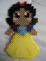 Snow White by PerlerHime