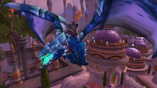 Reins of the Blue Proto-Drake by eMarine