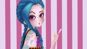 JINX by MyCookieLife