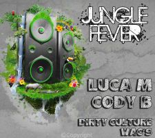 Luca M - Jungle Fever - Cover by eQinoXx