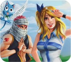 Fairy Tail by hinatabest
