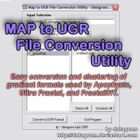 Map to UGR Converter+Compiler by datagram