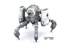 COLD ROBOTIC VIOLENCE by CUTANGUS