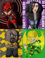 Chibi Defenders Promo by ConstantM0tion