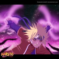 Hokage Naruto Uzumaki - Orange Thunder Part II by Darkartmind87