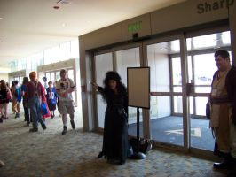 Bellatrix Cosplayer by DarkWaltzFairy