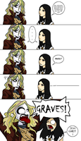 heehee...GRAVES... by emochick-siobhan