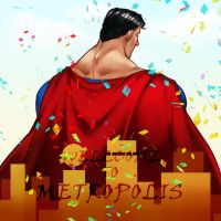 Wellcome to Metropolis by vitnaa