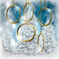 Five Golden Rings by hallbe