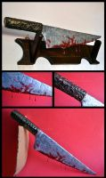 Alice Madness Returns Vorpal Blade by AnyShapeNecklaces