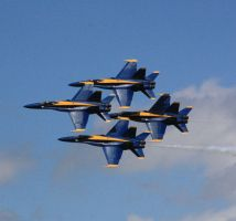 Blue Angels 5 by SilverDragonMaiden