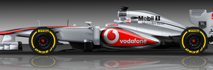 McLaren MP4-28 by pieczaro