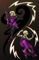 Lalonde Gals by Sarapsys