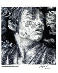 Frodo Pointillism by JUKeeUS