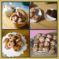 cookies collage by AlliesMinis
