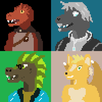 Open for Pixel Icons Commissions by Koviell