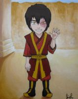 Zuko Here by ErithEl