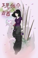 Goth Geisha by Belliun