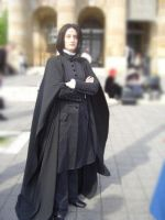. Severus Snape CoSpLaY o2 . by Schokoschal