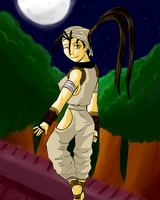 ibuki fan art by hinomotoani