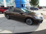 2017 Honda Accord Hybrid Touring by TheHunteroftheUndead