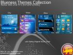 Blueness Themes Collection by B-NEZ
