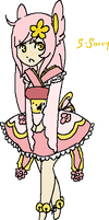 deerling + outfit by confetti