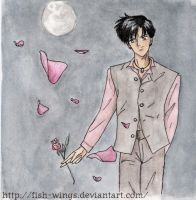 Mamoru by fish-wings