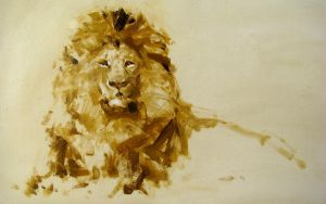 lion 2, 2nd attempt by alrasyid