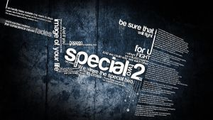 The _ Special _ Two II by la08