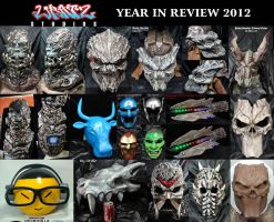 Year in Review 2012 by Uratz-Studios