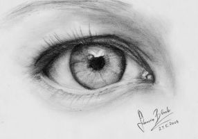 Eye Of Mine by KerovinBlack