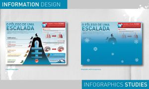 Infographics Studies by absintho