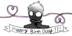 HAPPY BIRTH DAY!!! -For Rebornica by paragonkell80