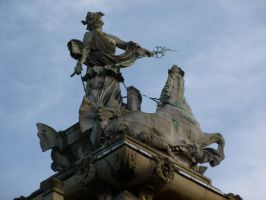 Hull Guildhall Western Chariot by Cavyman