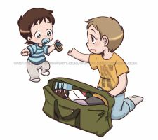 Packing by KamiDiox