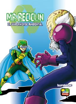 comic Mr reciclin 2 by EspirituVerde