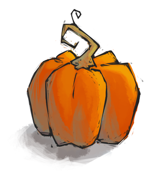 Pumpkin - all the things by Thrangisthered