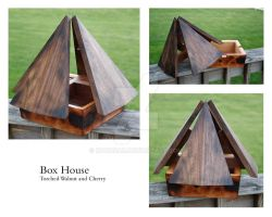 Box House by Koondar