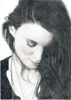 Rooney Mara by THANITH-CS