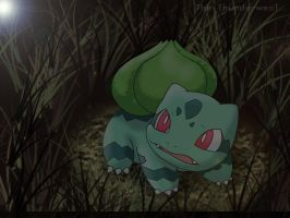 bulbasaur two by Thunderwest