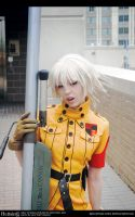 Hellsing: Seras: With Teeth by Redustrial-Ruin
