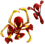 scarlet spider and civil war spider suit by richard-chin