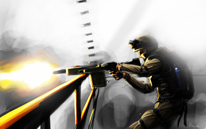 Fire power by Reinder88