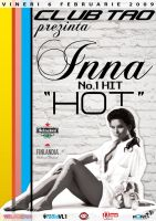 Club TAO - 'Inna - Hot' by semaca2005