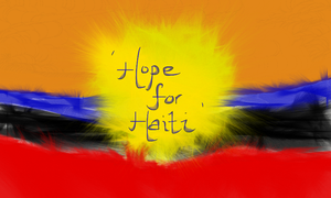 'Hope for Haiti' by mathewsr