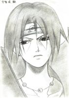 Itachi the sexy - lol - by YOUlackHATRED96