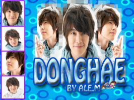 DONGHAE BY ALE.M by DDLoveEditions