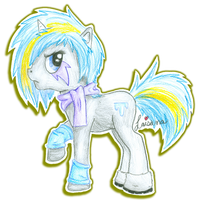 Adopt :: Lightning Ice by Laisana-and-Drew
