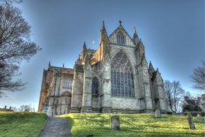 Ripon Cathedral HDR by StevenJames1982